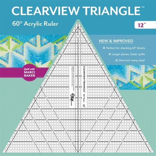 Clearview Triangle 12""