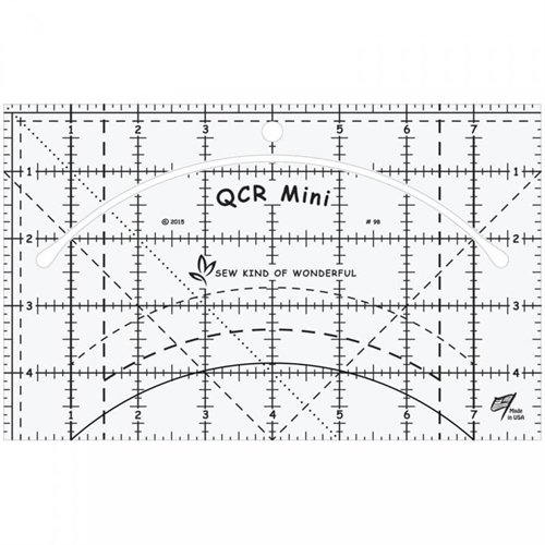 Quick Curve Ruler Mini - QCR Mini