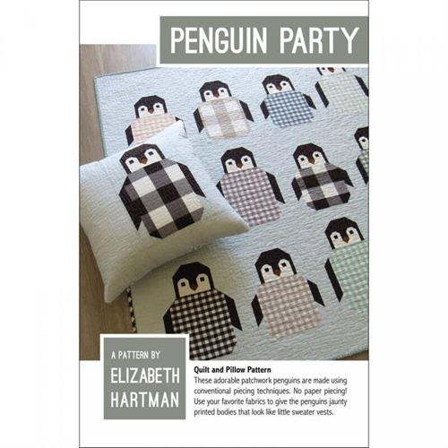 Penguin party Elizabeth Hartman