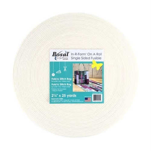 In-R-Form on a roll - single sided fusible - 25 yards