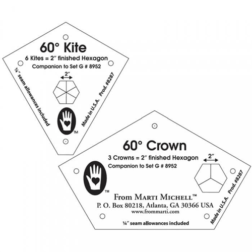 Kite and crown - 2""