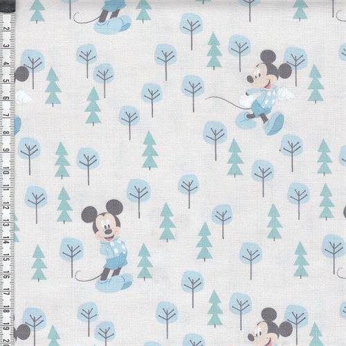 Mickey in the Meadow