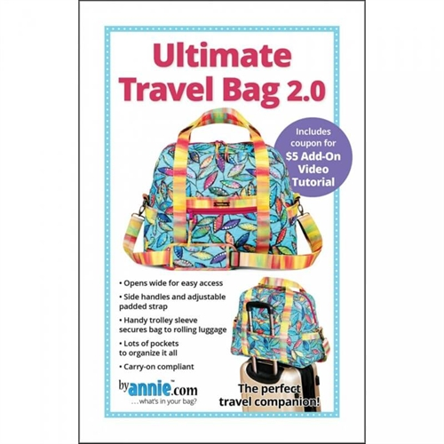 Ultimate Travel Bag 2,0