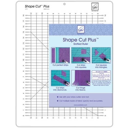 June Tailor shape cut plus