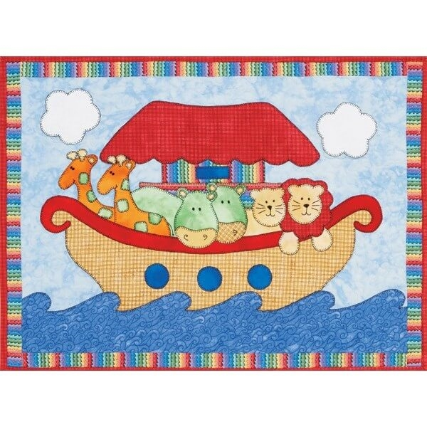 kids quilts the ark noahs ark ophæng