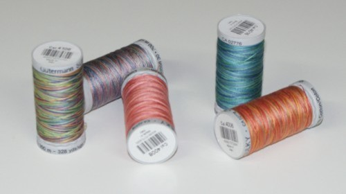Gütermann - Cotton 30 - Multicolor