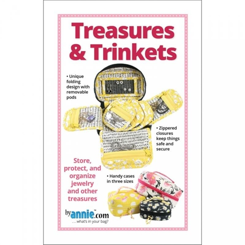 Mønster Treasures and trinkets